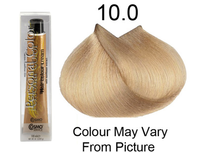 Personal Color 10.0 - Platinum Very Light Blond 100ml - Personal Colour (Cosmo service).   Personal Color 10.