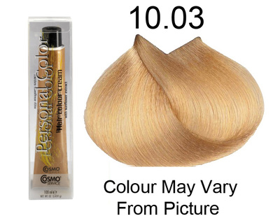 Personal Color 10.03 - Golden Natural Platinum Blond 100ml - Personal Colour (Cosmo service).   Personal Color 10.