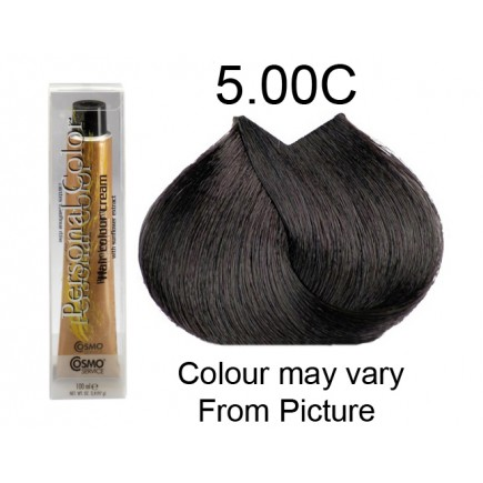 Personal Color 5.00C - Cold Deep Light Chestnut 100ml - Personal Colour (Cosmo service).   Personal Color 5.