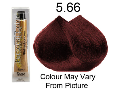 Personal Color 5.66 - Intense Red Light Chestnut 100ml - Personal Colour ().   Personal Color 5.