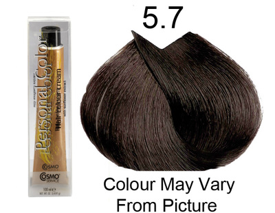 Personal Color 5.7 - Tobacco Light Chestnut 100ml - Personal Colour ().   Personal Color 5.