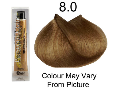 Personal Color 8.0 - Light Blond 100ml - Personal Colour (Cosmo service).   Personal Color 8.