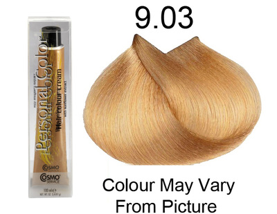 Personal Color 9.03 - Golden Natural Very Light Blond 100ml - Personal Colour (Cosmo service).   Personal Color 9.
