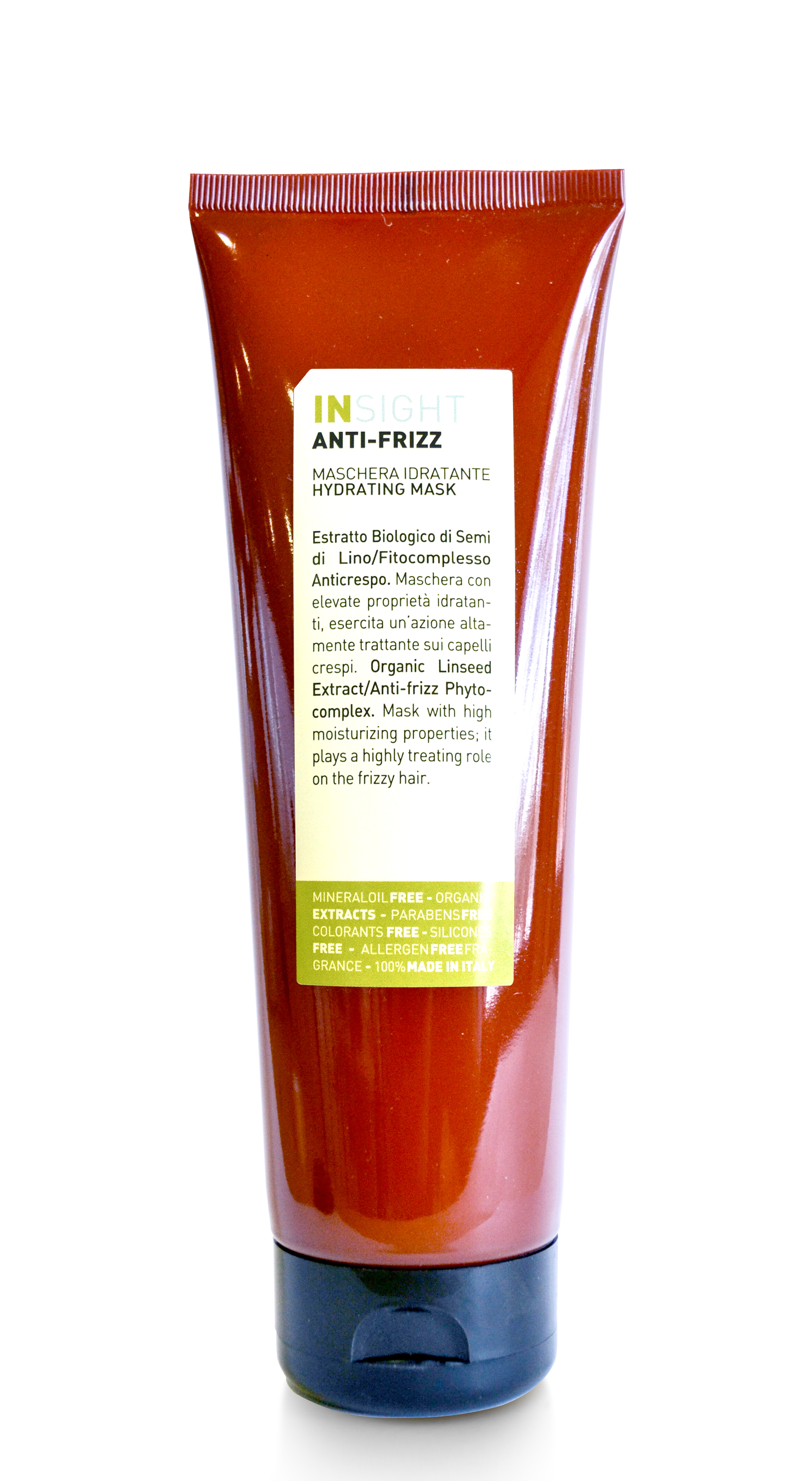 ANTI-FRIZZ HYDRATING MASK