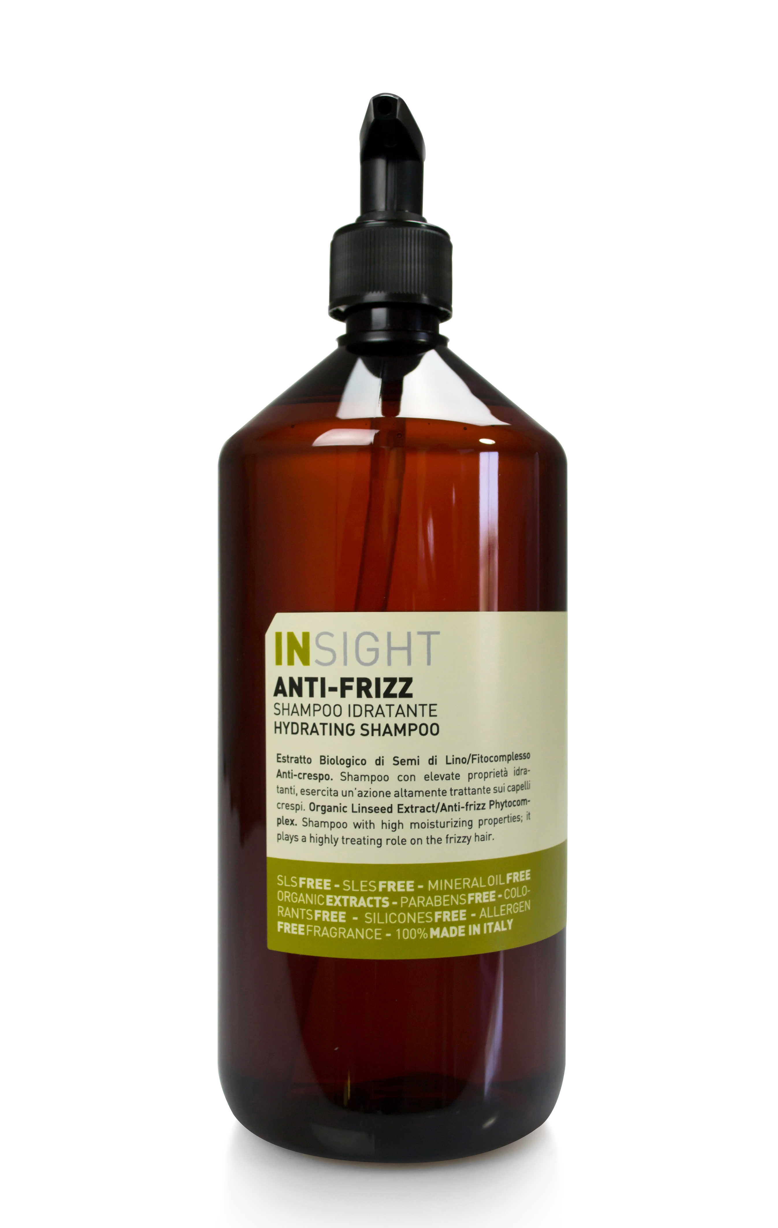 ANTI-FRIZZ HYDRATING SHAMPOO