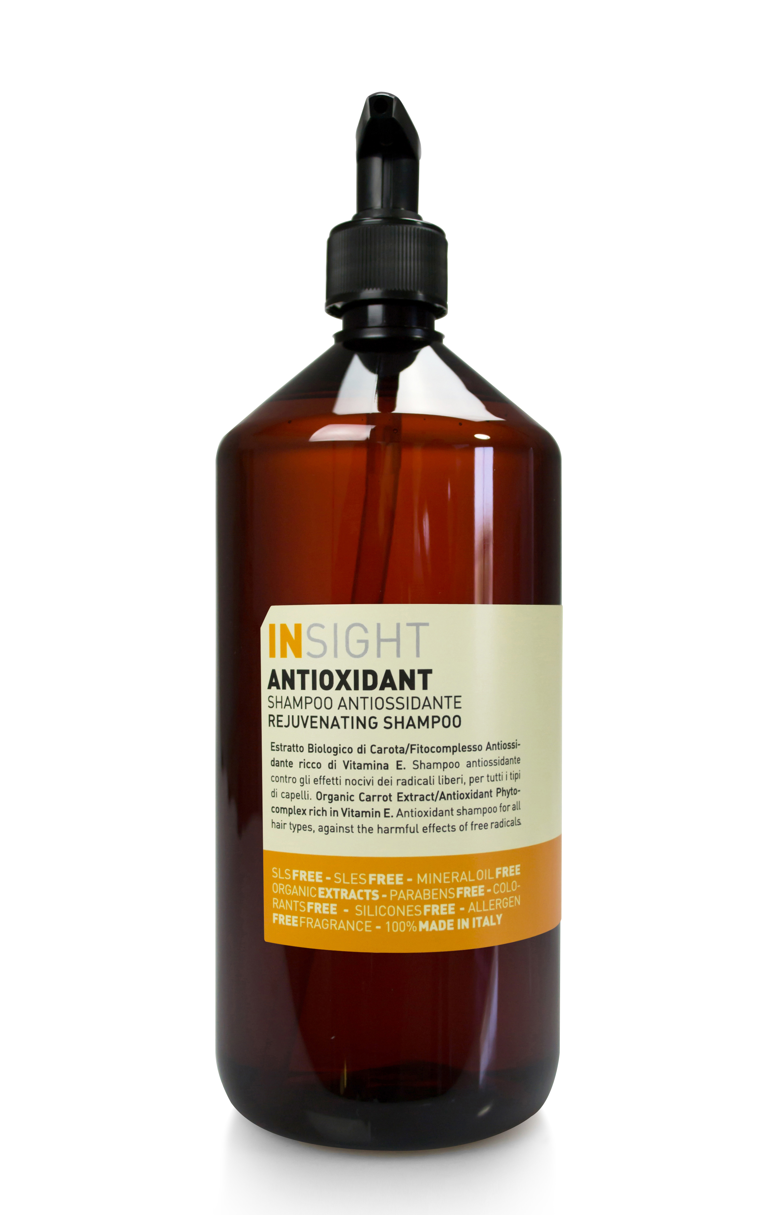 ANTIOXIDANT REJUVENATING SHAMPOO