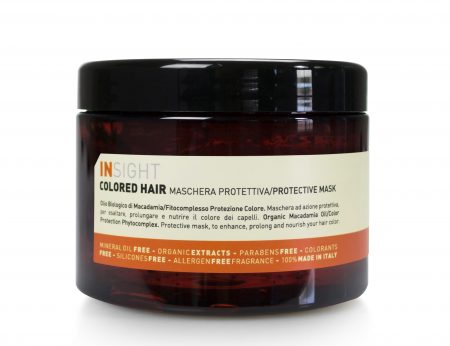 COLORED HAIR PROTECTIVE  MASK
