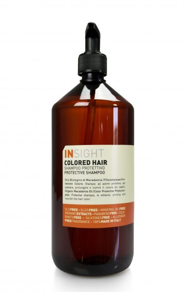 COLORED HAIR PROTECTIVE SHAMPOO
