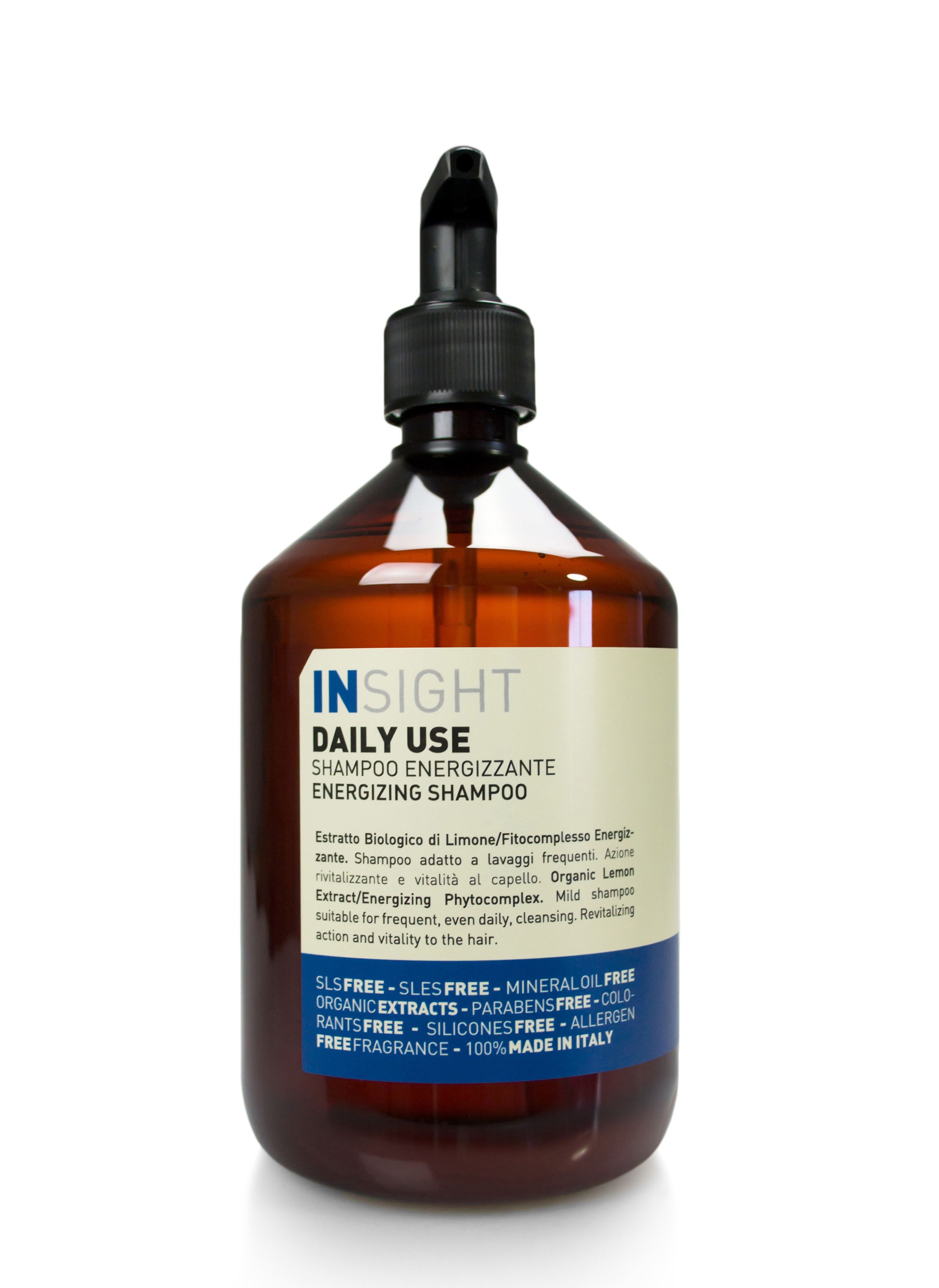 DAILY USE ENERGIZING SHAMPOO