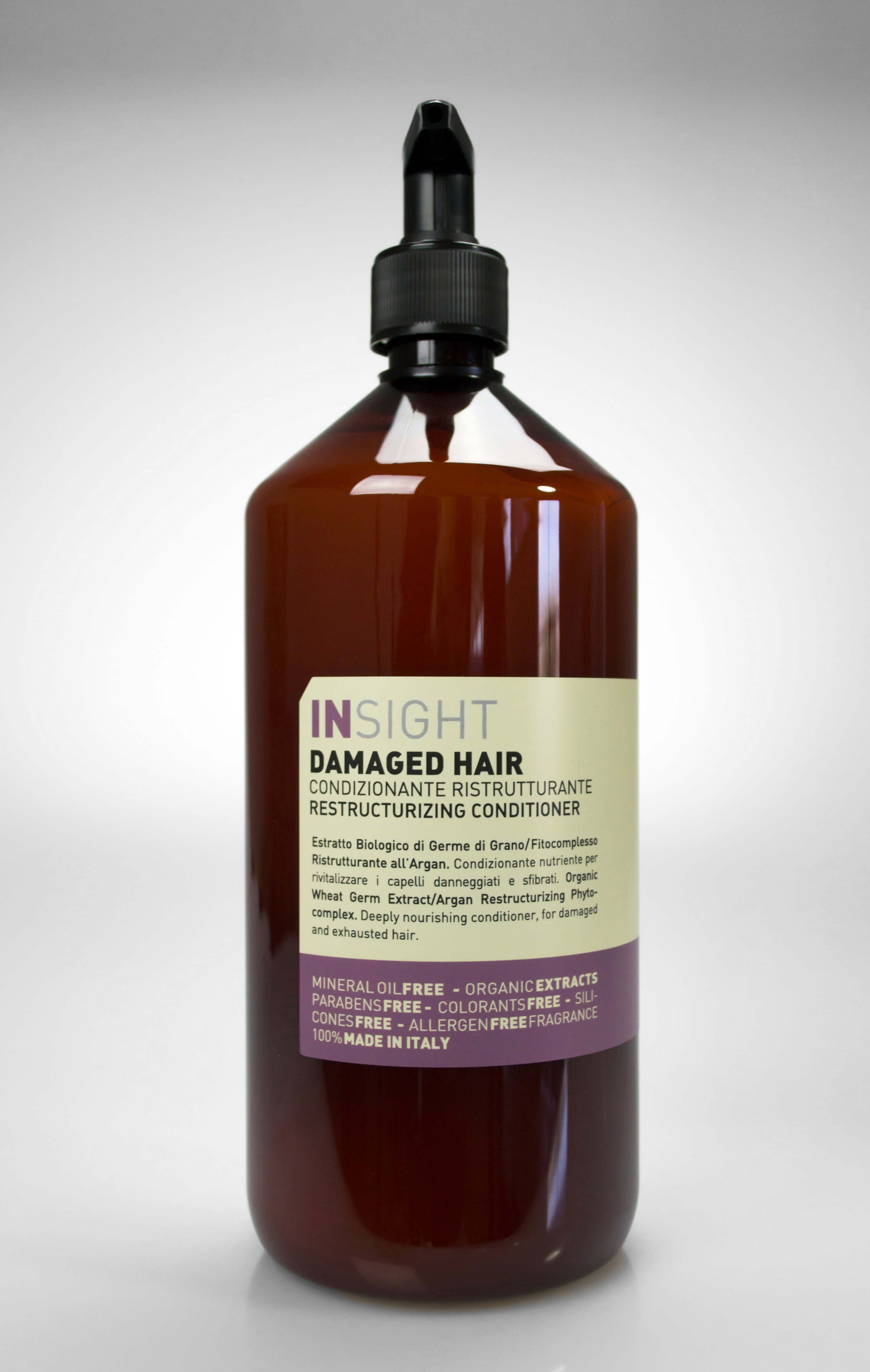 DAMAGED HAIR RESTRUCTURIZING CONDITIONER