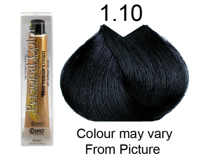Personal Color 1.10 - Blue Black 100ml - Personal Colour (Cosmo service).   Personal Color 1.