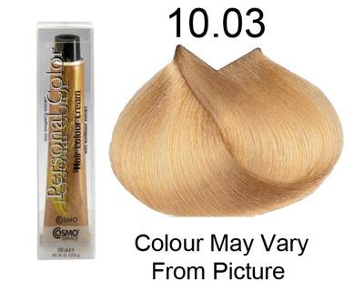 Personal Color 10.03 - Golden Natural Platinum Blond 100ml - Personal Colour (Cosmo service).  Personal Color 10.