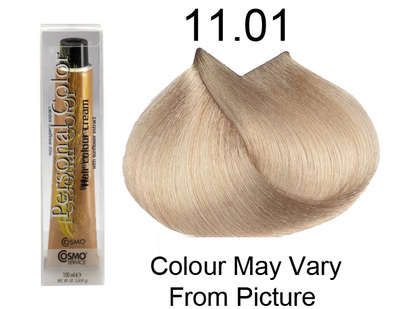Personal Color 11.01 - Ash Light Platinum Blond 100ml - Personal Colour (Cosmo service).   Personal Color 11.