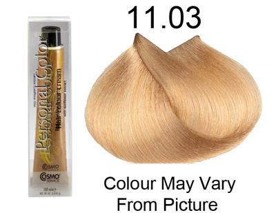 Personal Color 11.03 - Golden Light Platinum Blond 100ml - Personal Colour (Cosmo service).   Personal Color 11.