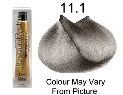 Personal Color 11.1 - Intense Ash Light Platinum Blond 100ml - Personal Colour (Cosmo service).   Personal Color 11.