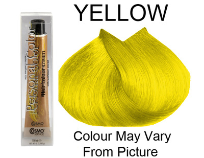 Personal Color Yellow 100ml