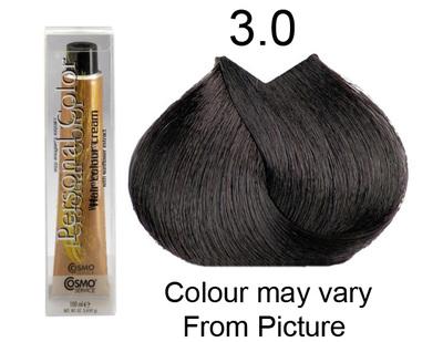 Personal Color 3.0 - Dark Chestnut 100ml - Personal Colour (Cosmo service).  Personal Color 3.