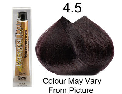 Personal Color 4.5 - Mahogany Chestnut 100ml - Personal Colour (Cosmo service).   Personal Color 4.