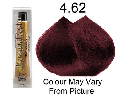Personal Color 4.62 - Brilliant Red Chestnut 100ml - Personal Colour (Cosmo service).   Personal Color 4.