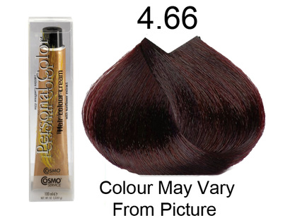 Personal Color 4.66 -Intense Red Chestnut 100ml - Personal Colour (Cosmo service).   Personal Color 4.