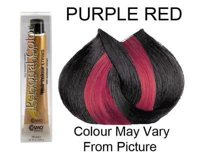 Personal Color Purple Red Meches 100ml