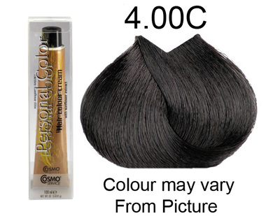 Personal Color 4.00C - Cold Deep Brown 100ml
