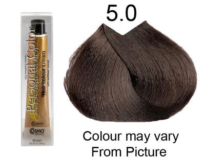 Personal Color 5.0 - Light Chestnut 100ml - Personal Colour (Cosmo service).  Personal Color 5.