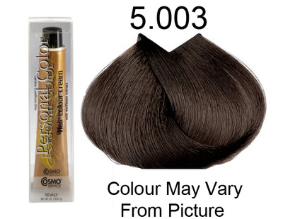 Personal Color 5.003 - Bahia Natural Light Chestnut 100ml - Personal Colour (Cosmo service).   Personal Color 5.