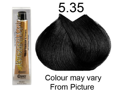 Personal Color 5.35 - Coffee 100ml - Personal Colour (Cosmo service).   Personal Color 5.