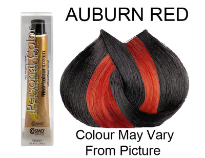 Personal Color Auburn Red Meches 100ml