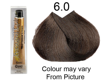 Personal Color 6.0 - Dark Blond 100ml - Colour Personal  ().   Personal Color 6.