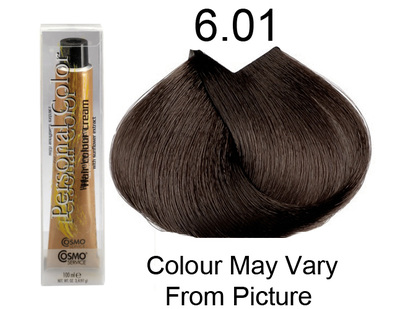 Personal Color 6.01 - Ash Natural Dark Blond 100ml - Personal Colour ().   Personal Color 6.
