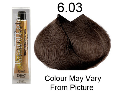 Personal Color 6.03 - Golden Natural Dark Blond 100ml - Personal Colour ().  Personal Color 6.