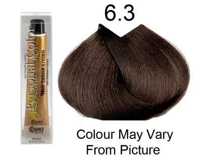 Personal Color 6.3 - Golden Dark Blond 100ml - Personal Colour ().   Personal Color 6.
