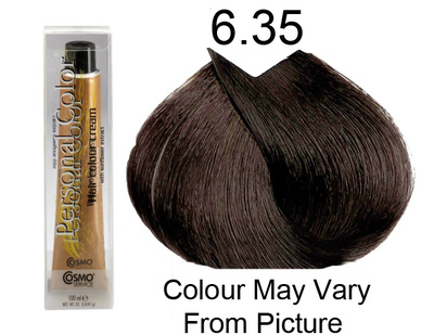 Personal Color 6.35 - Chocolate 100ml - Personal Colour ().   Personal Color 6.