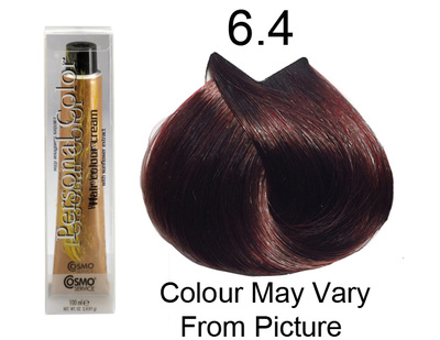 Personal Color 6.4 - Auburn Dark Blond 100ml - Personal Colour ().   Personal Color 6.