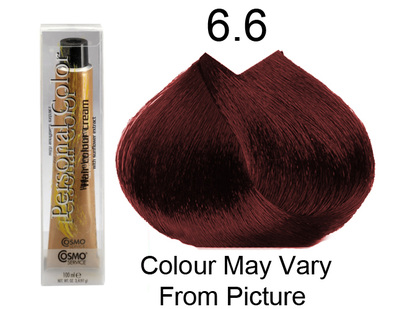 Personal Color 6.6 - Red Dark 100ml - Personal Colour (Cosmo service).   Personal Color 6.