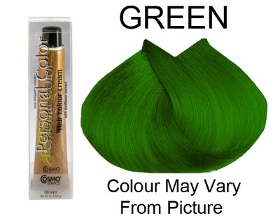 Personal Color Green 100ml