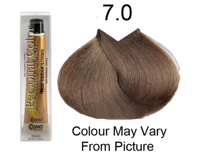Personal Color 7.0 - Blond 100ml - Personal Colour (Cosmo service).   Personal Color 7.