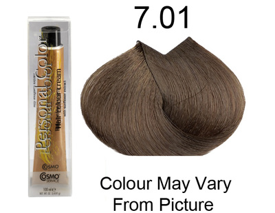 Personal Color 7.01 - Ash Natural Blond 100ml - Personal Colour (Cosmo service).   Personal Color 7.