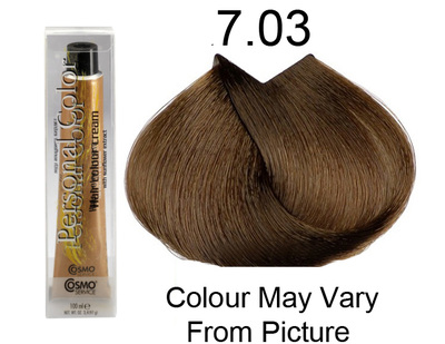 Personal Color 7.03 - Golden Natural Blond 100ml - Personal Colour (Cosmo service).   Personal Color 7.