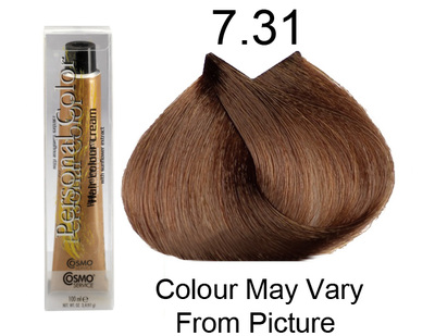 Personal Color 7.31 - Hazelnut 100ml - Personal Colour (Cosmo service).   Personal Color 7.
