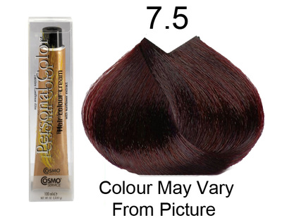 Personal Color 7.5 - Mahogany Blond 100ml - Personal Colour (Cosmo service).   Personal Color 7.