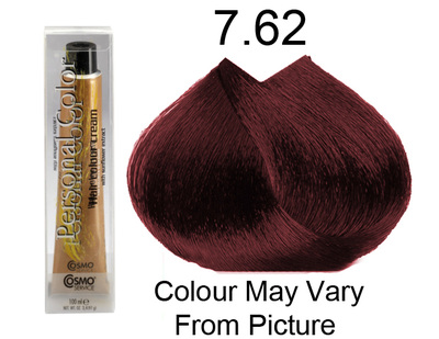 Personal Color 7.62 - Brilliant Red Blond 100ml - Personal Colour (Cosmo service).   Personal Color 7.