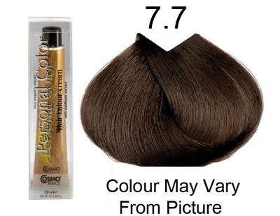 Personal Color 7.7 - Tobacco Blond 100ml - Personal Colour (Cosmo service).   Personal Color 7.