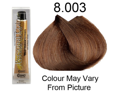 Personal Color 8.003 - Bahia Natural LightBlond 100ml - Personal Colour (Cosmo service).   Personal Color 8.