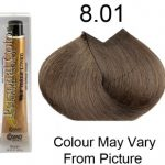 Personal Color 8.01 - Ash Natural Light Blond 100ml - Personal Colour (Cosmo service).   Personal Color 8.