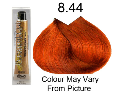 Personal Color 8.44 - Intense Auburn Light Blond 100ml - Personal Colour (Cosmo service).   Personal Color 8.
