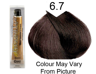 Personal Color 6.7 - Tobacco Dark Blond 100ml