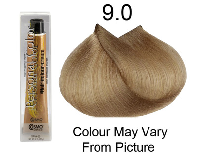 Personal Color 9.0 - Very Light Blond 100ml - Personal Colour (Cosmo service).   Personal Color 9.